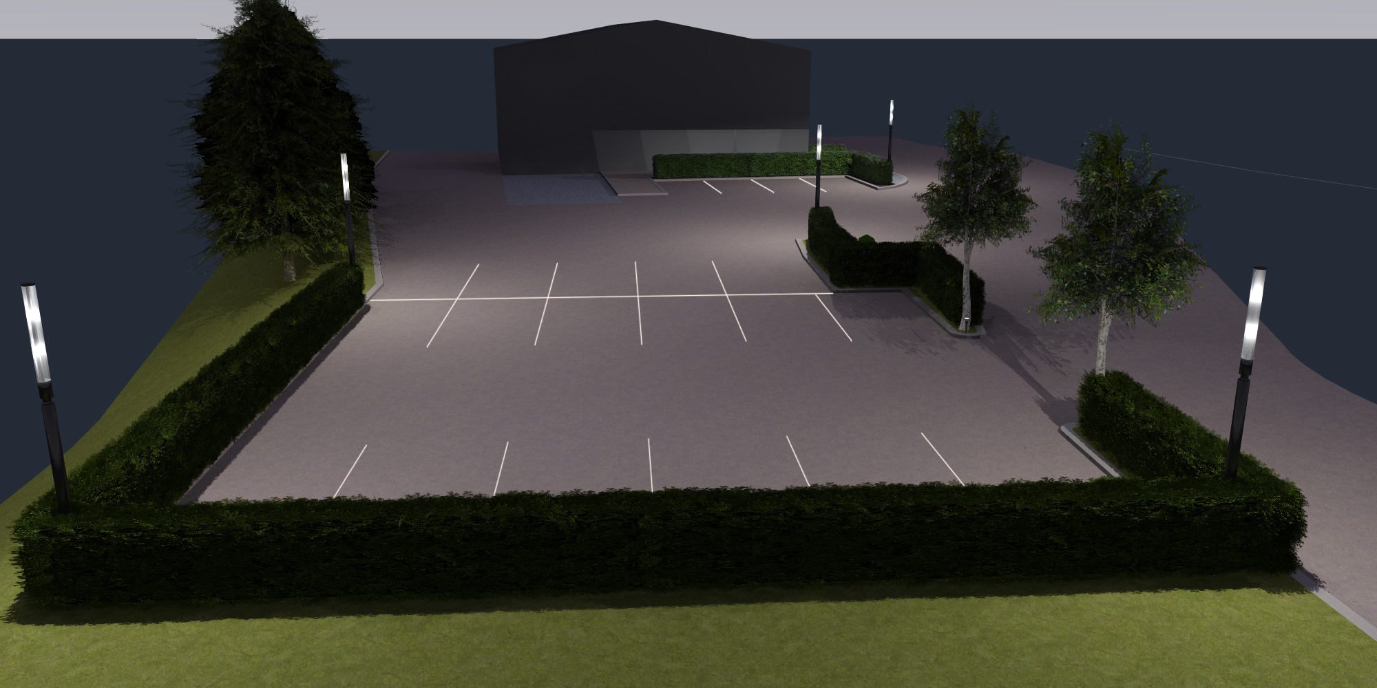 How to Increase Car Park Efficiency & Save Space